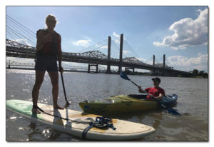 Kentucky Paddleboard Rentals - Locations